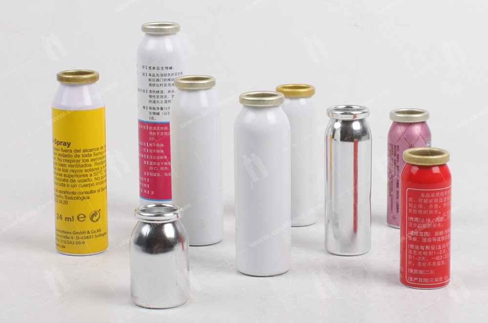 2 of aluminum-aerosol-can