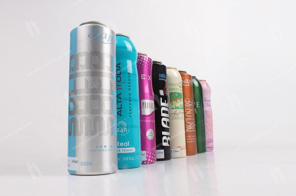 3 of aluminum-aerosol-can
