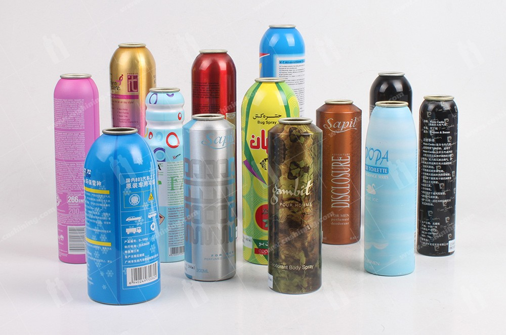 5 of aluminum-aerosol-can
