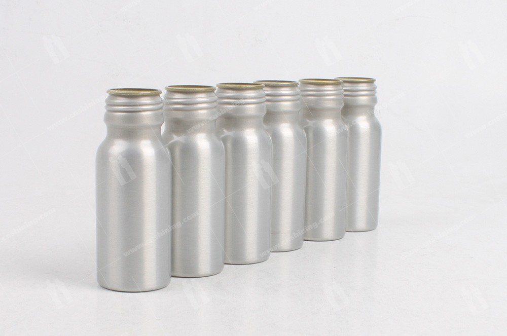 4 of aluminum-jar