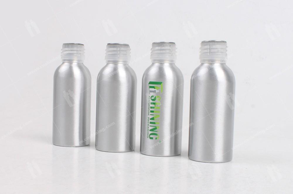 5 of aluminum-jar