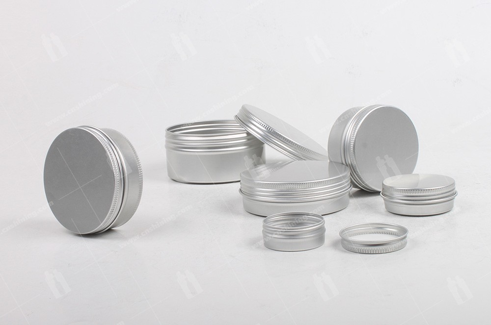 5 of aluminum-jar