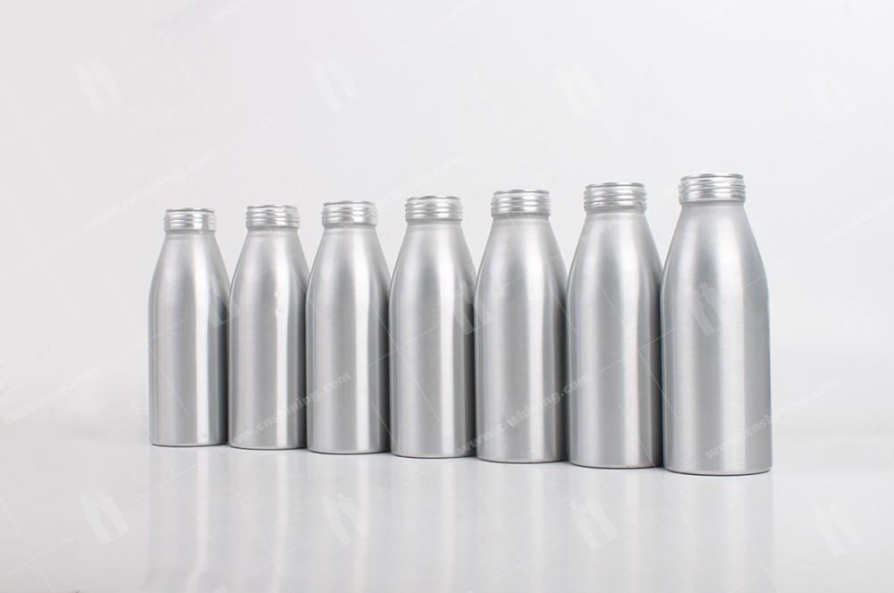 3 of aluminum-juice-bottle