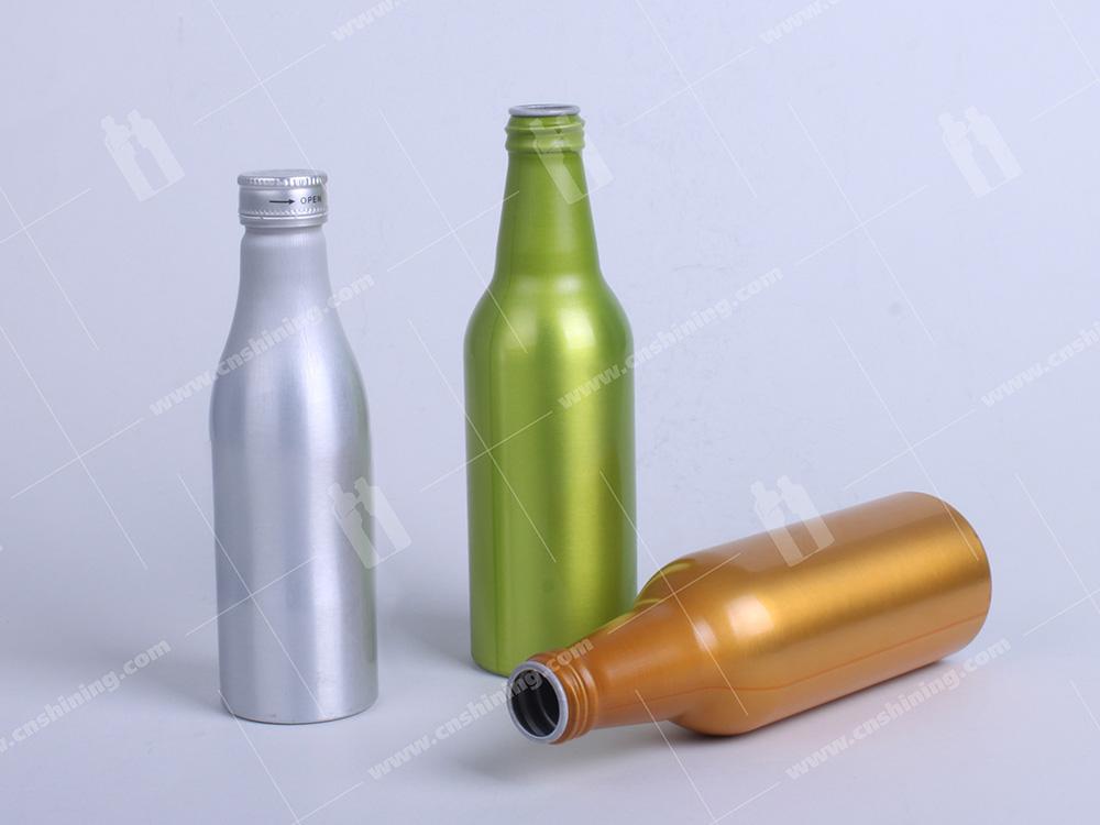 2 of aluminum-screw-beer-bottle
