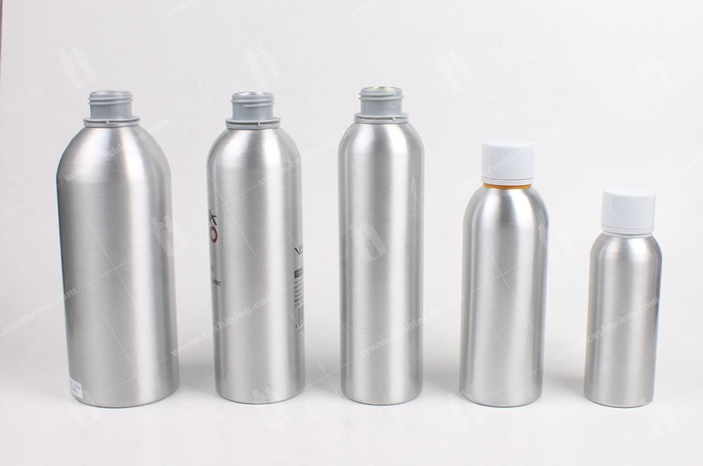 4 of aluminum-vodka-bottle