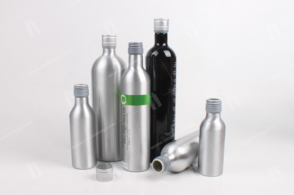 2 of aluminum-wine-bottle