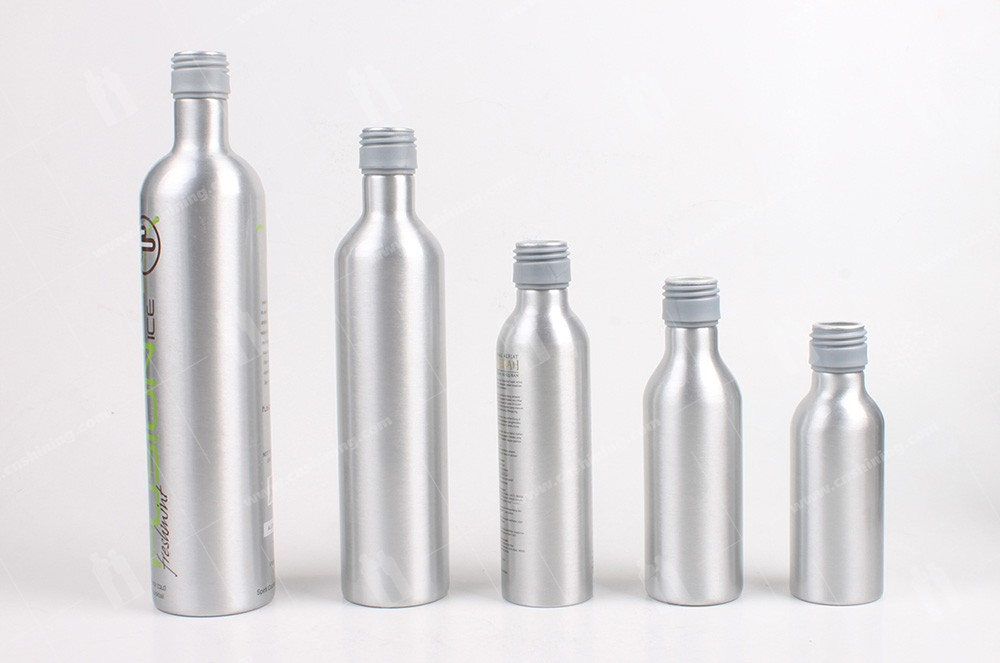 4 of aluminum-wine-bottle