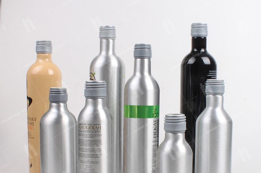 5 of aluminum-wine-bottle
