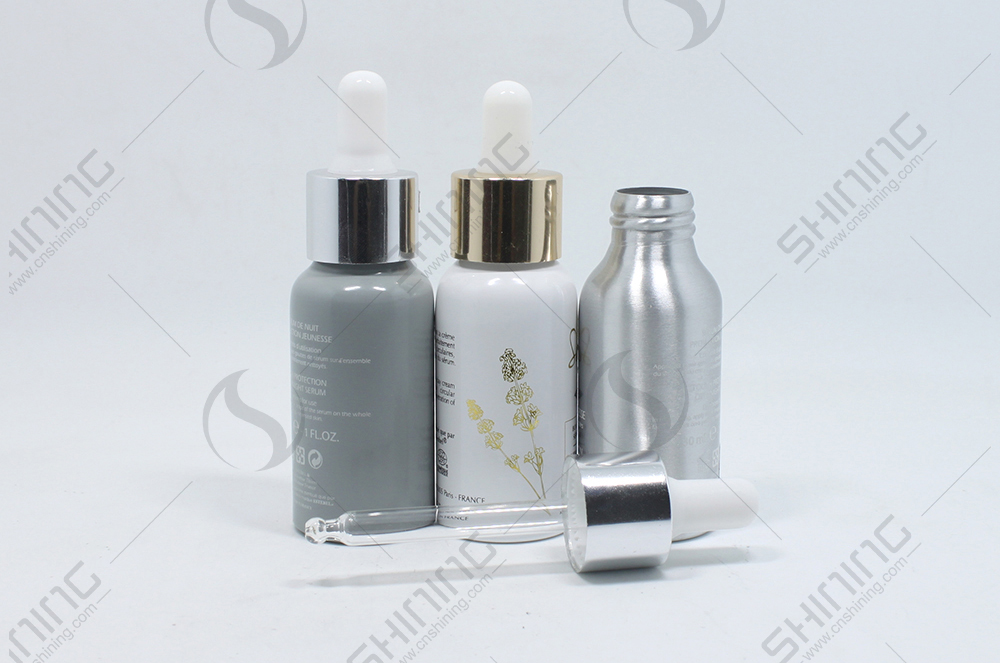 1 of Vape E Juice Aluminum Dropper Bottle