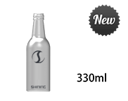 Aluminum Screw Beer Bottle