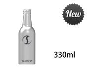 Aluminum Screw Beer Bottle