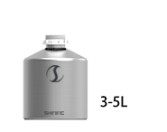 Large Aluminum Bottle