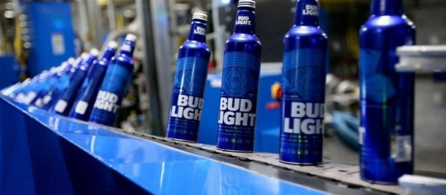 Beer drinkers prefer aluminum bottles