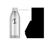 Aluminun Craft Beer Bottle