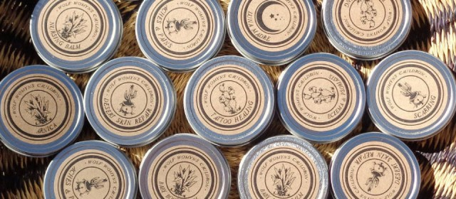 Aluminum Jar For Herbal Ointment