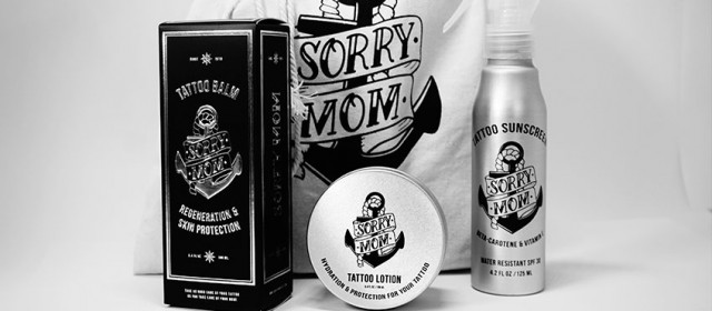 Aluminum Packaging for Tattoo Lotion