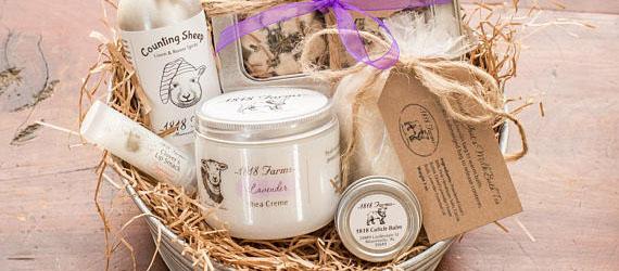 Aluminum Jar for Lavender Cuticle Balm