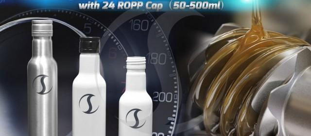 Aluminum bottle for gasoline & Diesel additive