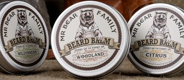 Aluminum Jar for Moustache Wax
