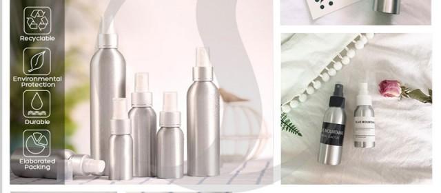 Aluminum Fine Mist Spray Bottles Manufactory