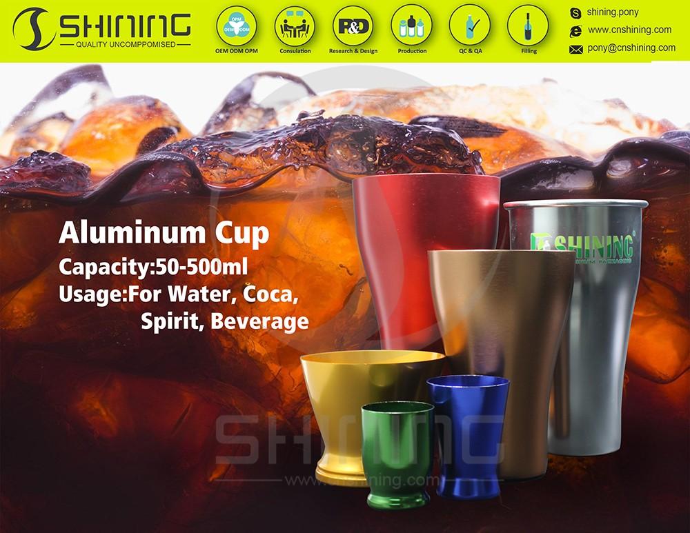 aluminum tumblers aluminm cup aluminum mug