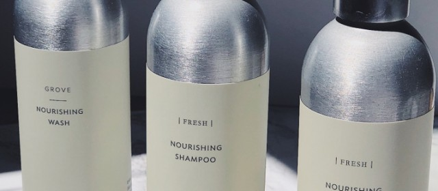 Aluminum Bottle for Personal Care