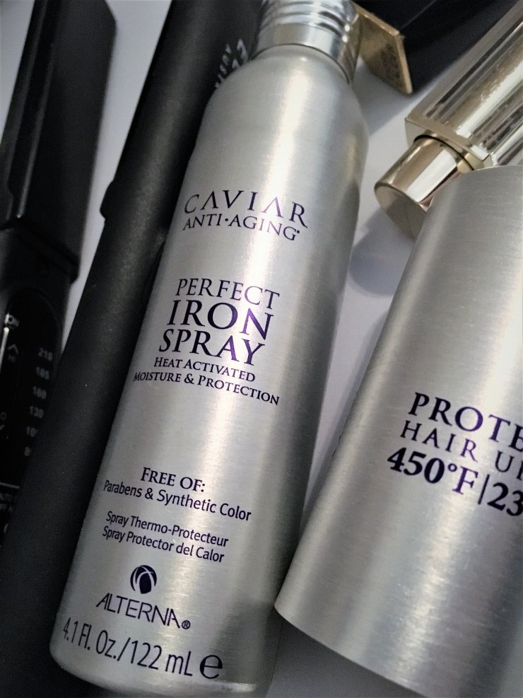 Aluminum Package for hair care (1)
