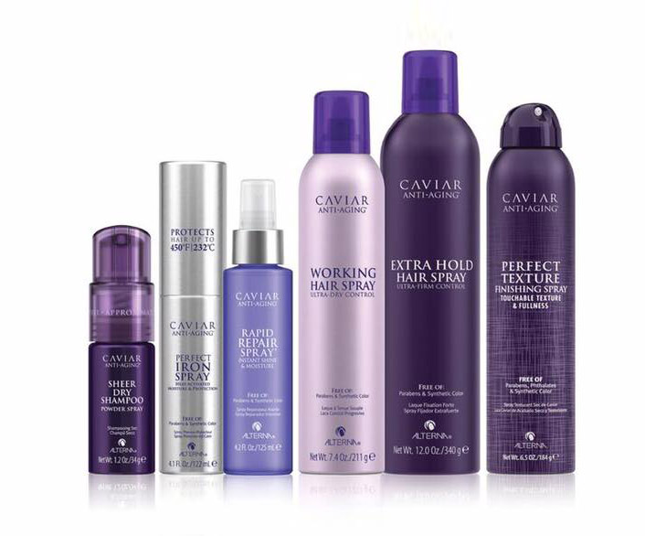 Aluminum Package for hair care (3)