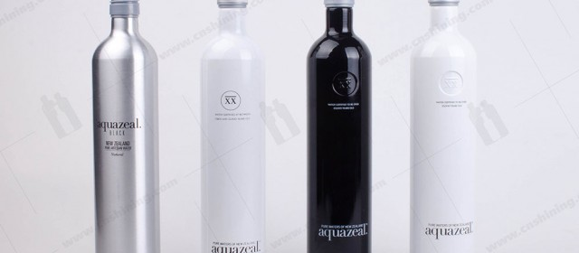 Why use Aluminumr bottle for spring water?