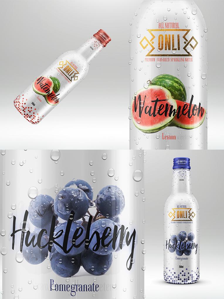 Aluminum Bottle for Fruit Juice (3)