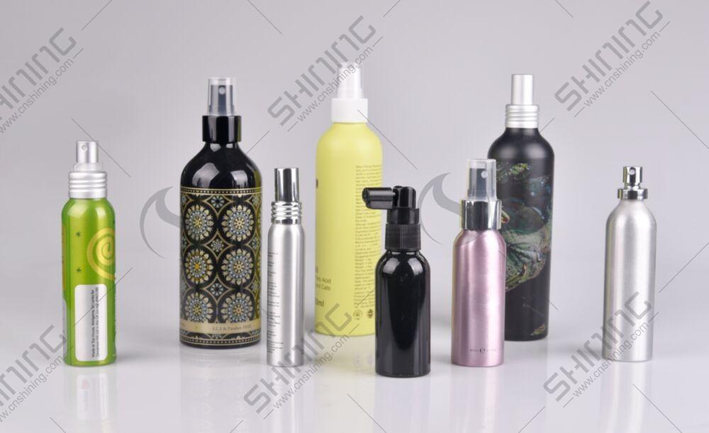 aluminum aerosol can