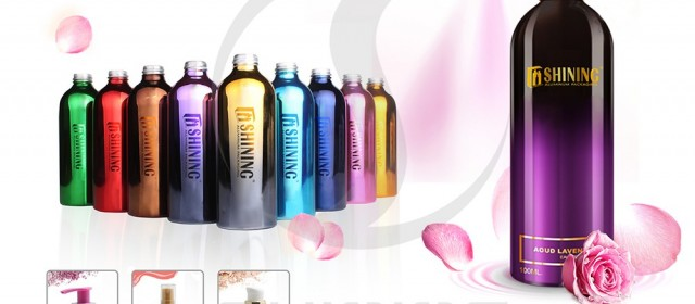 Aluminum Bottles for Daily Chemicals